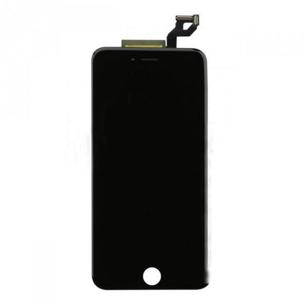 Дисплей iPhone 6S Plus черный (LCD экран, тачскрин, стекло в сборе) high copy
