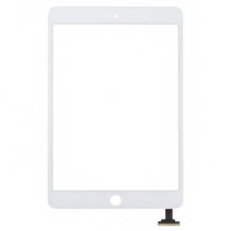 Сенсор (Touch screen) iPad mini/ iPad mini 2 Retina белый high copy