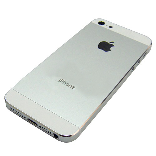 Задняя крышка корпус iPhone 5 белая orig
