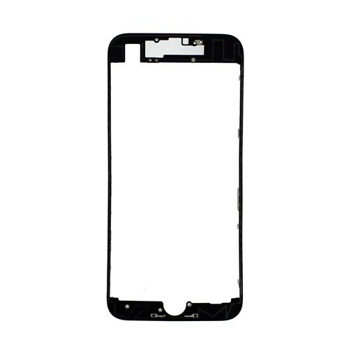 Рамка крепления дисплея iPhone 7 чёрная