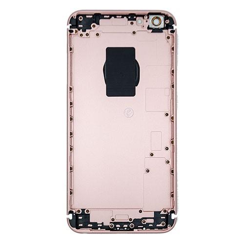 Задняя крышка корпус iPhone 6S Plus розовое золото
