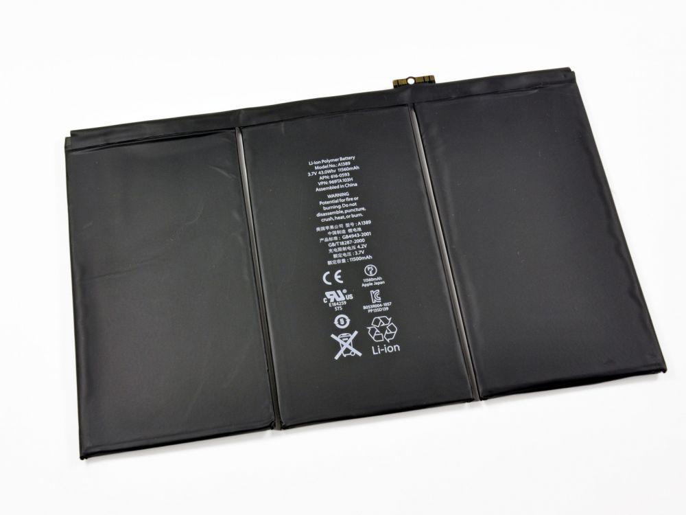 Оригинальный аккумулятор iPad 2 (батарея, АКБ)