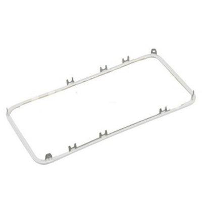 Рамка крепления дисплея iPhone 4 белая orig