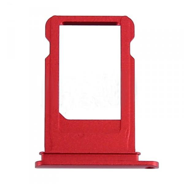 Держатель SIM-карты для iPhone 7, красный orig