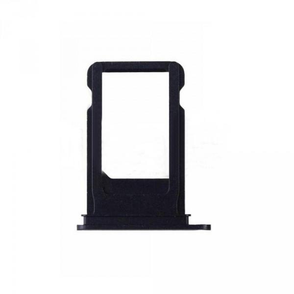 Держатель SIM-карты для iPhone 7 Plus, черный оникс orig