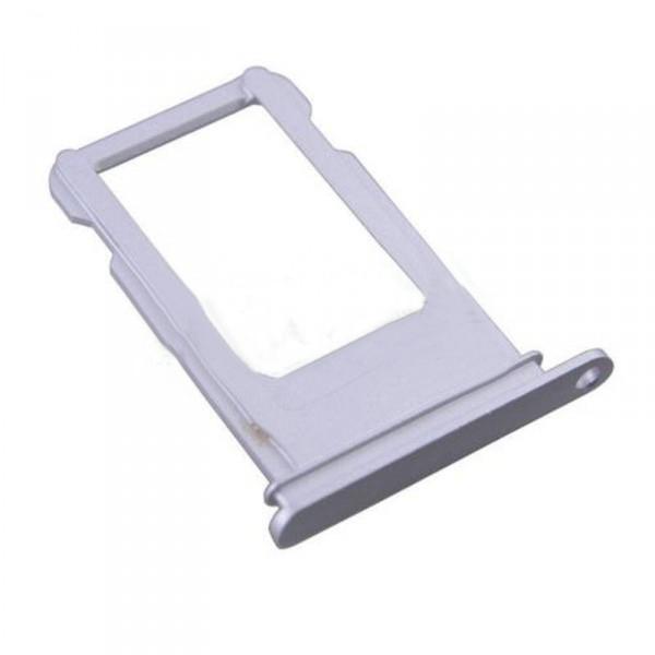 Держатель SIM-карты для iPhone 7 Plus, серебро orig
