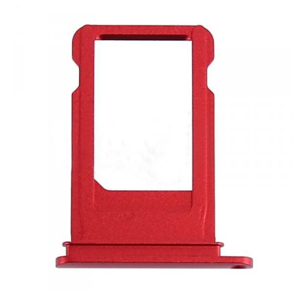 Держатель SIM-карты для iPhone 7 Plus, красный orig