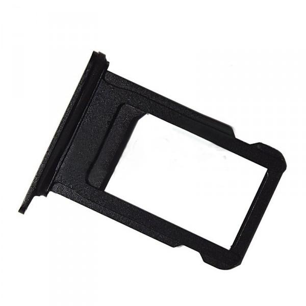 Держатель SIM-карты для iPhone 7 Plus, чёрный orig
