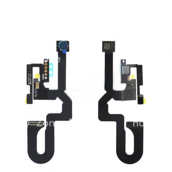 Шлейф (Flat cable) iPhone 7 Plus, с фронтальной камерой и датчиком приближения orig