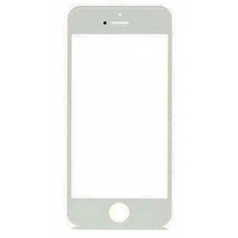 Стекло корпуса iPhone 5/5c/5s/SE white orig