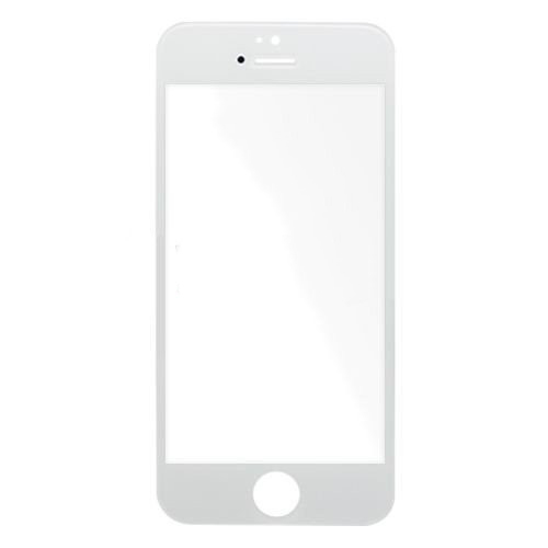Iphone5,iPhone5c,iPhone5s,iPhone SE glass white high copy