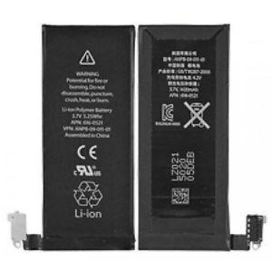 Аккумулятор iPhone 4 (батарея, АКБ) high copy