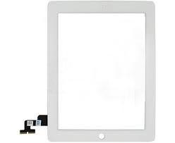 Сенсор (Touch screen) iPad 2 белый high copy
