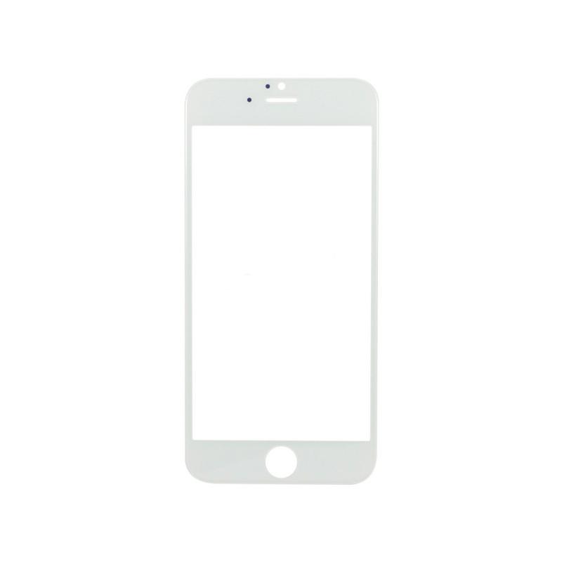 Стекло корпуса iPhone 6 white