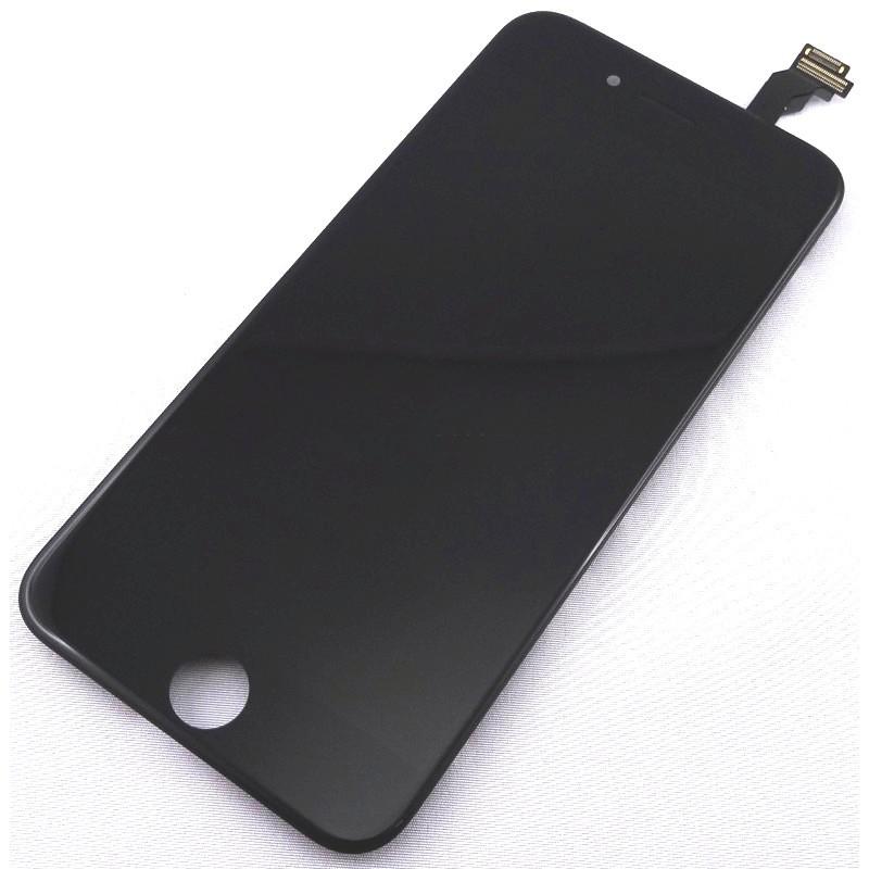 Дисплей iPhone 6 черный (LCD экран, тачскрин, стекло в сборе) high copy
