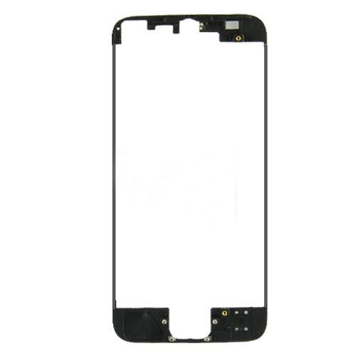 Рамка крепления дисплея iPhone 5 чёрная