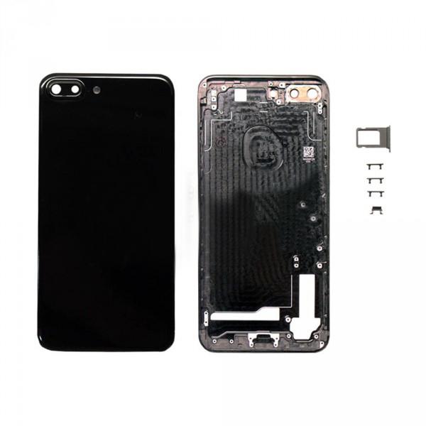 Задняя крышка корпус iPhone 7 Plus, черный