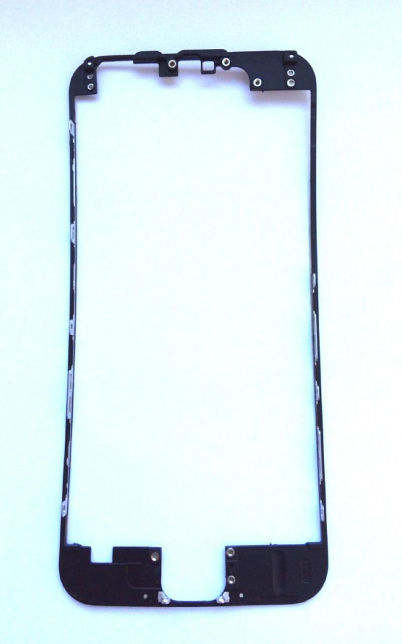 Рамка крепления дисплея iPhone 6 чёрная