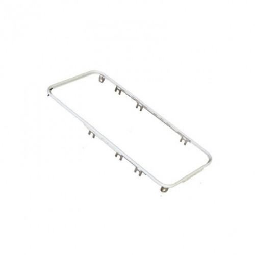 Рамка крепления дисплея iPhone 4S белая
