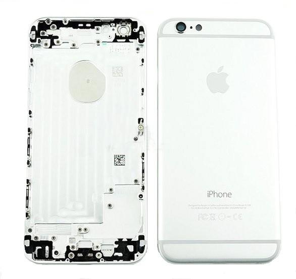 Задняя крышка корпус iPhone 6S белая