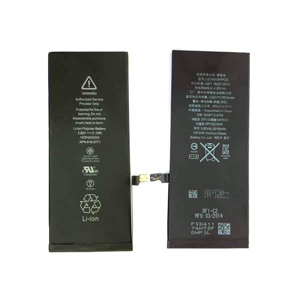 Оригинальный аккумулятор iPhone 6S Plus (батарея, АКБ)