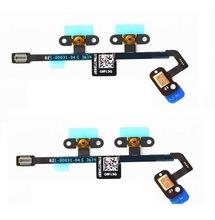 Шлейф (Flat cable) iPad Air 2 с кнопкой включения с датчиком приближения и микрофоном orig
