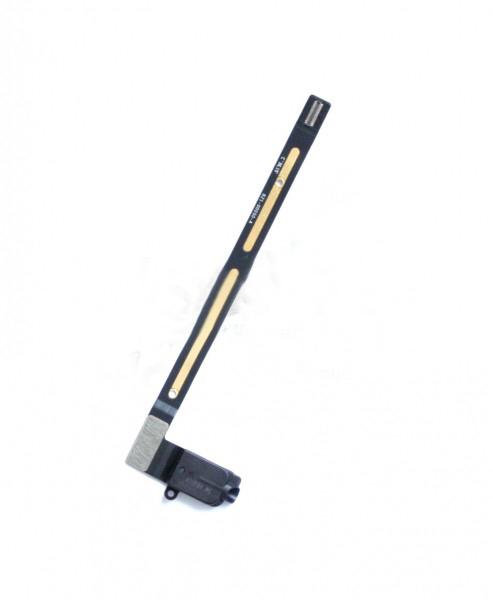 Шлейф (Flat cable) iPad Air 2 с конектором наушников черный orig