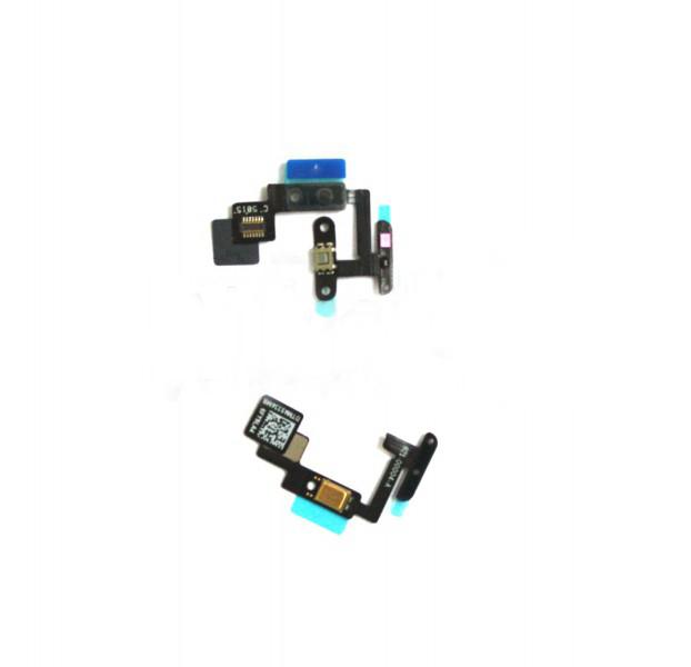 Шлейф (Flat cable) iPad Air 2 с кнопкой включения, с кнопками регулировки громкости orig
