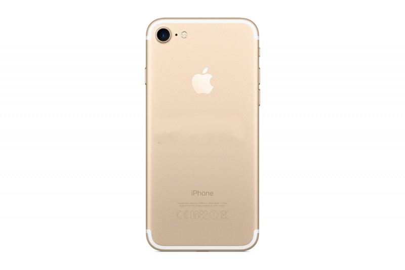 Задняя крышка корпус iPhone 7 золотая