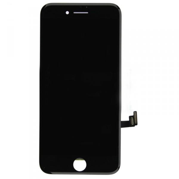 Дисплей iPhone 8 черный (LCD экран, тачскрин, стекло в сборе) high copy
