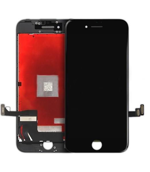 Оригинальный дисплей iPhone 7 черный (LCD экран, тачскрин, стекло в сборе)