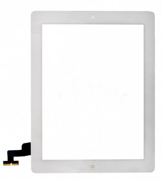 Сенсор (Touch screen) iPad 2 белый полный комплект orig