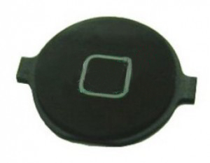 Кнопка Home iPhone 3GS черная high copy