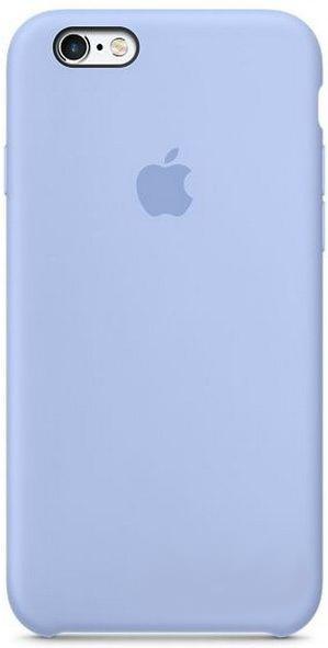 Чехол Apple Silicon Case Apple iPhone 6, iPhone 6S Lilac_HC