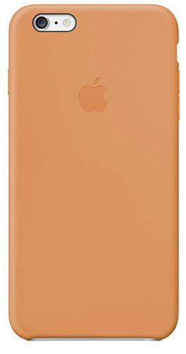 Чехол Apple Silicone Case iPhone 6 Plus, iPhone 6S Plus Cream Brown_HC