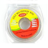 Проволка (струна) 0.08мм,50м AIDA для расслаивания