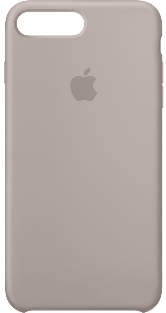 Чехол Apple Silicone Case iPhone 7 Plus, iPhone 8 Plus Pebble_HC