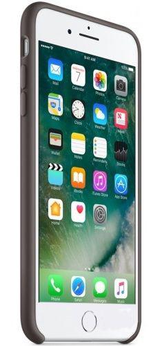 Чехол Apple Silicone Case Apple iPhone 7 Plus, iPhone 8 Plus Black (MMQR2)