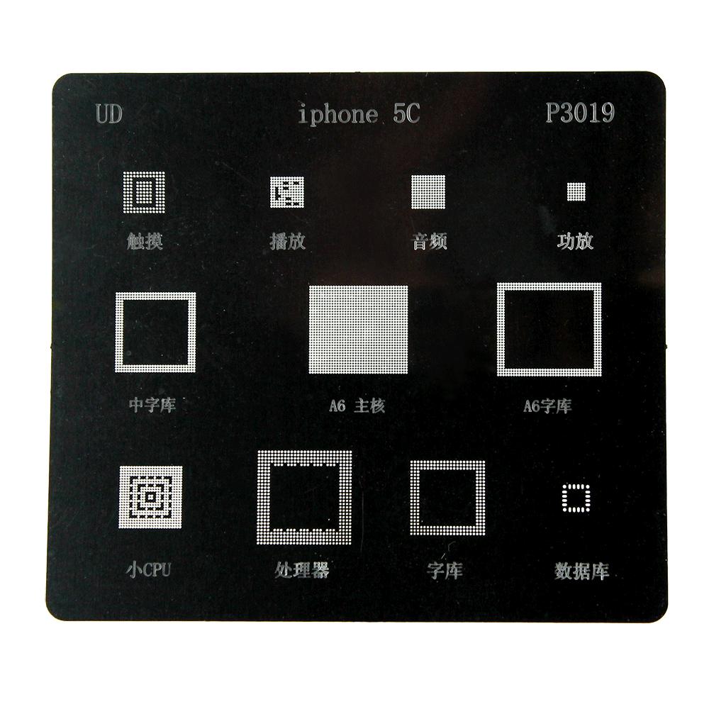 Трафарет BGA P3019 для iPhone 5C