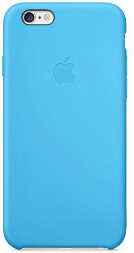 Чехол Apple Silicone Case iPhone 6 Plus, iPhone 6S Plus Blue_HC