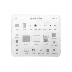 Трафарет BGA P3012 для iPhone 5