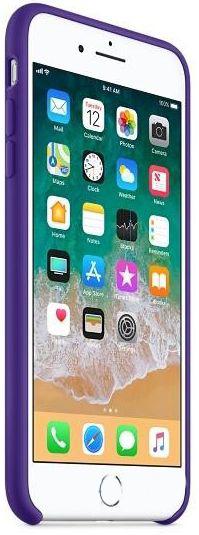 Чехол Apple iPhone 8 Plus Silicone Case Ultra Violet (MQH42)