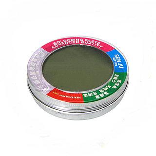 Флюс для пайки: SEN JU SJ100 зеленая 100гр