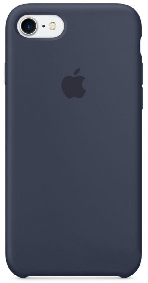 Чехол Apple Silicone Case iPhone 7, iPhone 8 Midnight Blue_HC