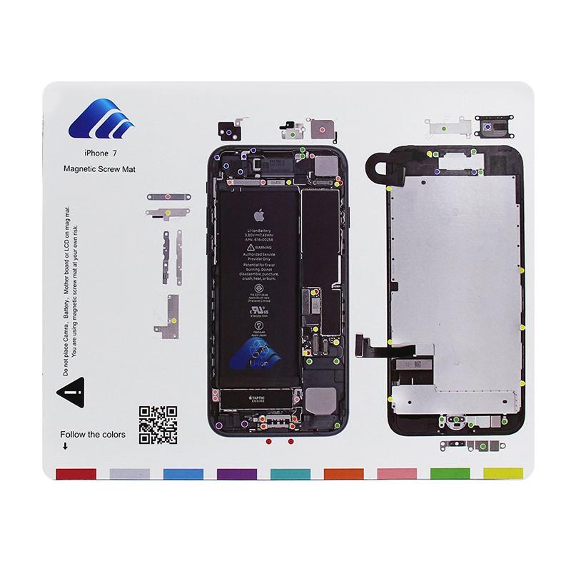 Магнитный мат MECHANIC iP7+ для iPhone 7 Plus