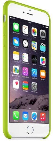 Чехол Apple Silicone Case iPhone 6, iPhone 6S Green_HC