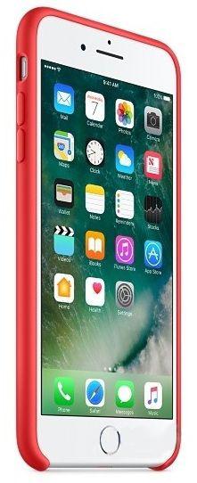 Чехол Apple Silicone Case iPhone 7 Plus, iPhone 8 Plus Red_HC