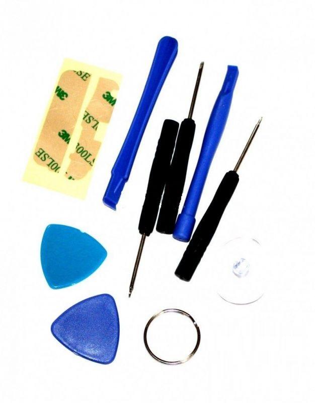 Набор инструментов AIDA 9in1 (отвертки:-2mm,+1.5mm,+1.3x30mm,T1x30mm,2 лопатки,2 медиатора,присоска)