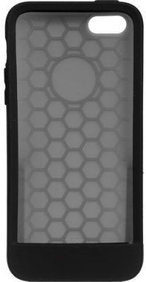 Чехол Moshi Silicone Case Origo Graphite Black Apple iPhone 5С (99MO050003)