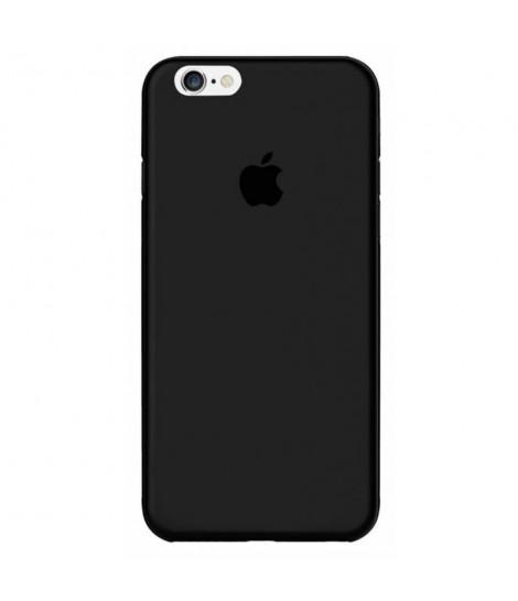 Чехол Apple Silicone Case iPhone 6, iPhone 6S Black_HC